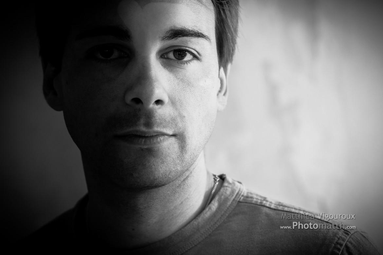 Portrait | Homme | NB