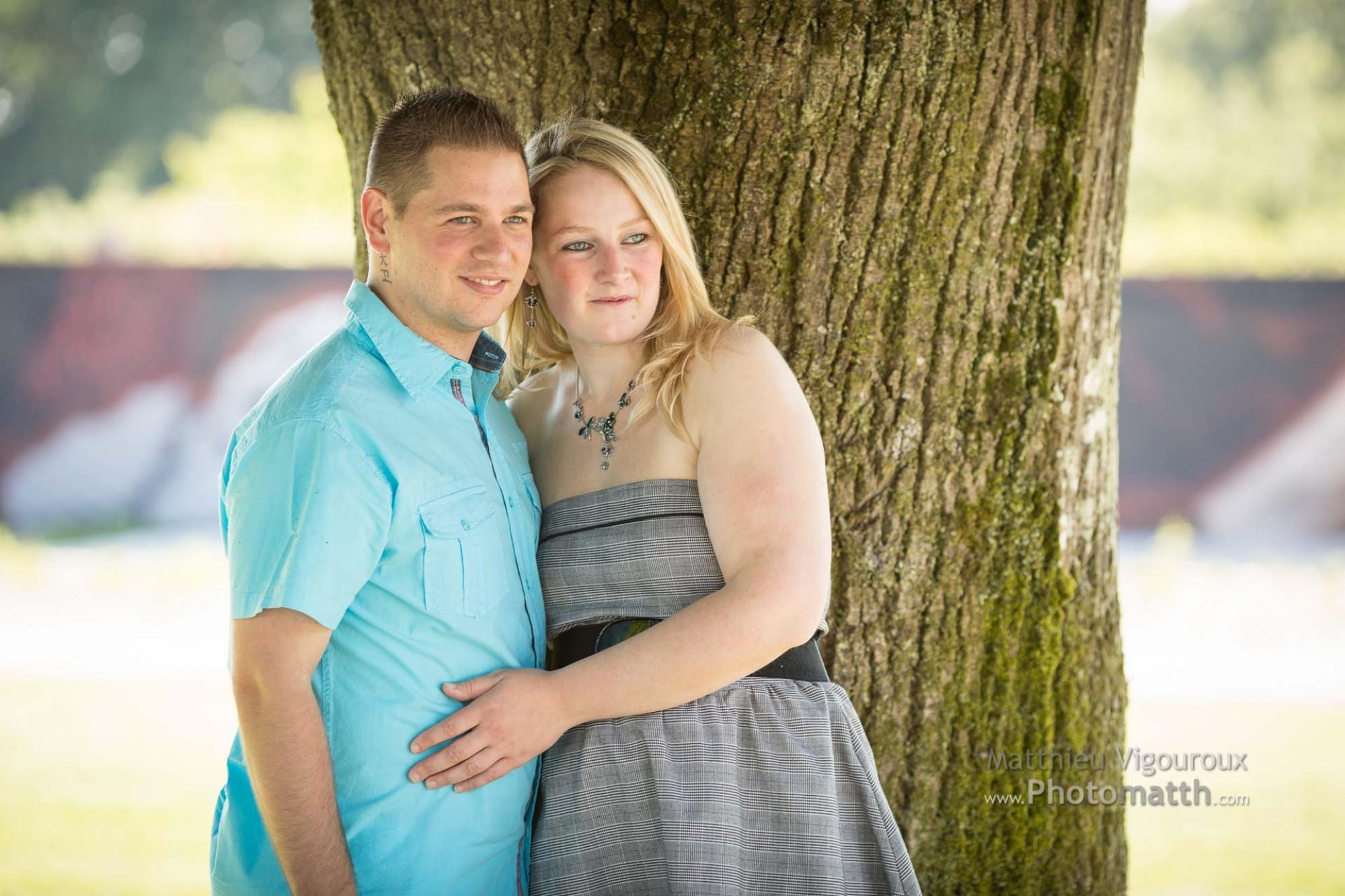 Mariage | Engagement | Christelle + David